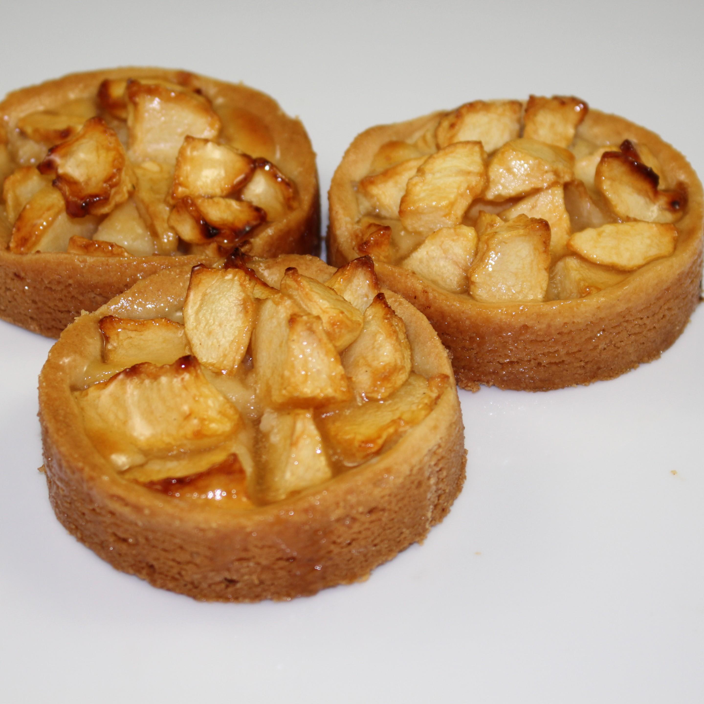 Afbeeldingsresultaat voor Eenpersoons appeltaartje bladerdeeg