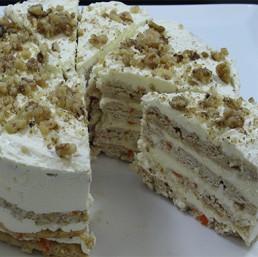 worteltjes taart
